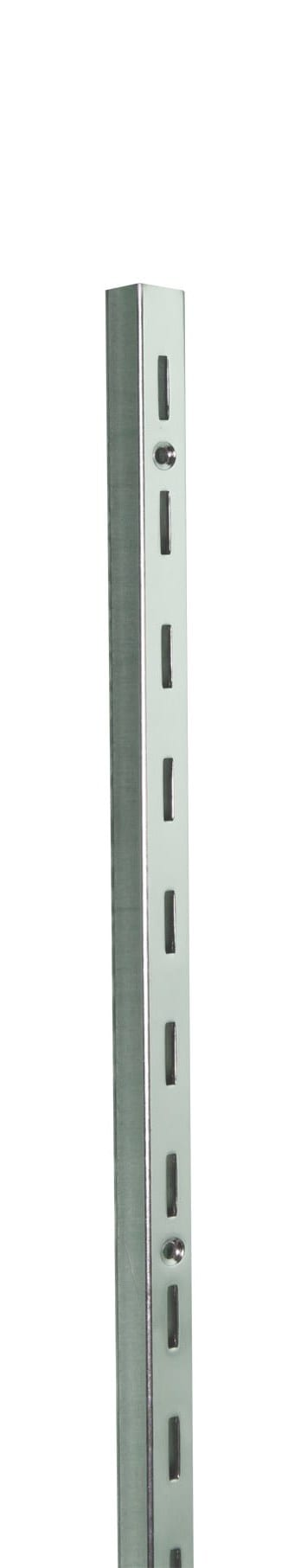 Wall Stripping – Single Slotted – Chrome-0