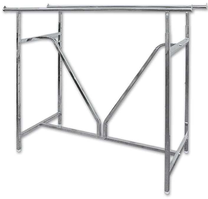Clothing Rack Heavy Duty - Double Rail-0