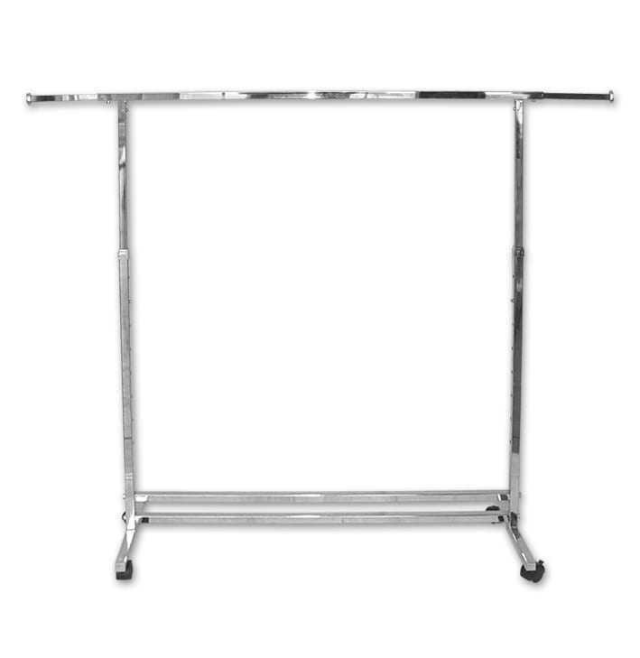 Clothing Rack Heavy Duty - Single Rail-0