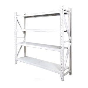 steel shelving longspan