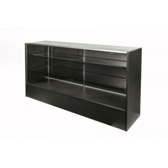 Timber & Glass Display Counter - 1800mm-0