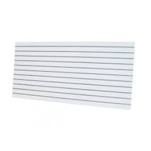 Slatwall Panel - Black or White-0