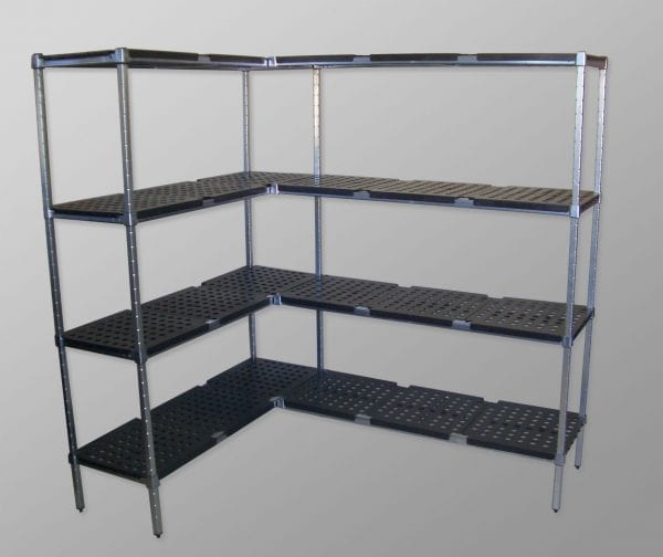 Heavy Duty Mantova Cool Room Shelving – ABS Tuff Shelf Ask For A Price-939