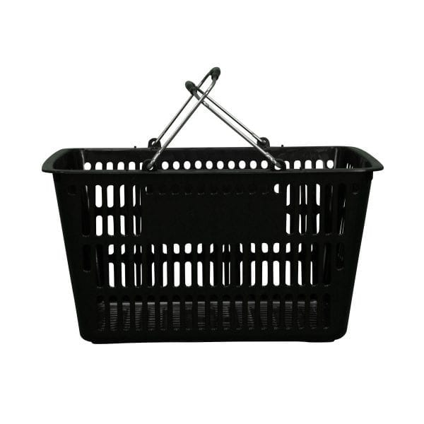 black-shopping-basket-plastic