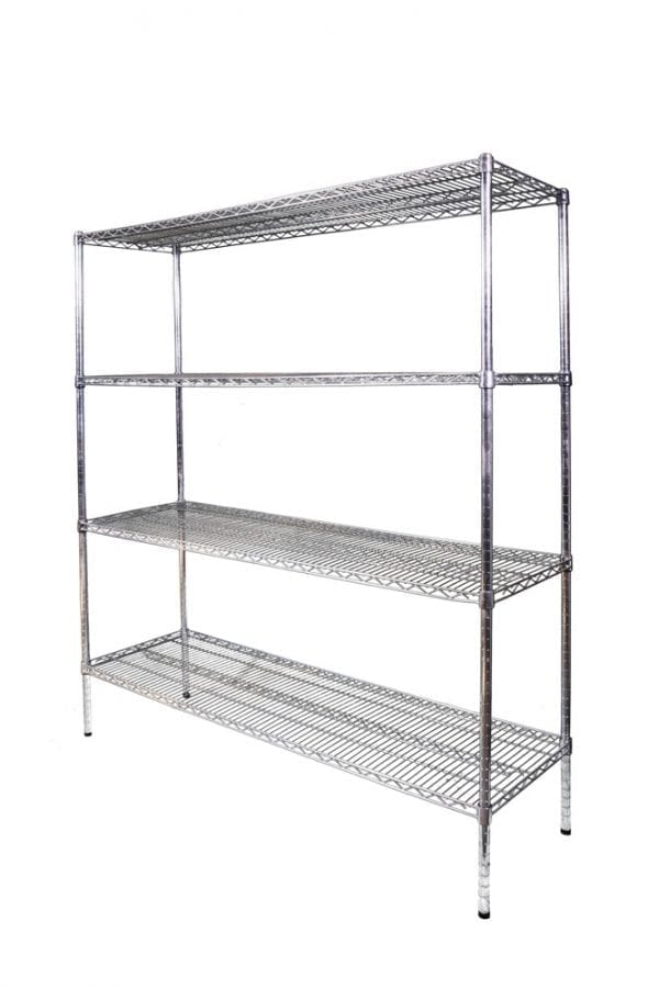 Light Duty Wire Shelving – 1800mm-0