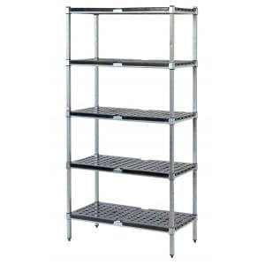 Heavy Duty Mantova Cool Room Shelving - ABS Tuff Shelf Ask For A Price-0