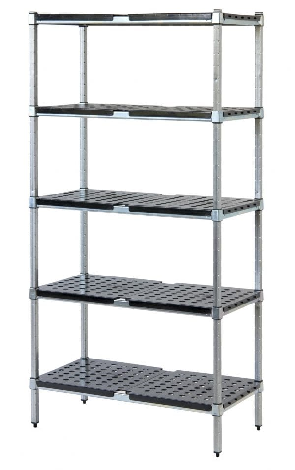 Heavy Duty Mantova Cool Room Shelving – ABS Tuff Shelf Ask For A Price-0
