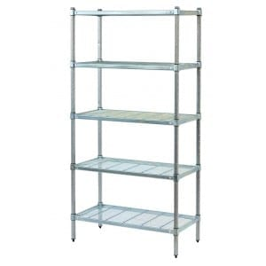 Heavy Duty Mantova Cool Room Shelving - Wire Shelf Ask For A Price-0