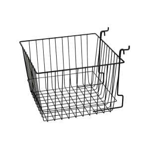 grid mesh display basket