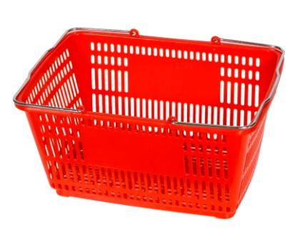 Shopping Basket – Red or Blue-1310