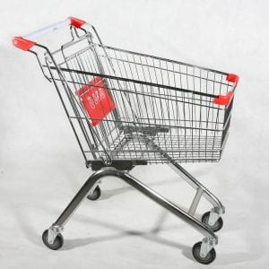 Shopping Trolley - 60L-0