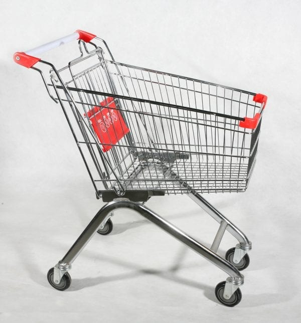 Shopping Trolley – 60L-0