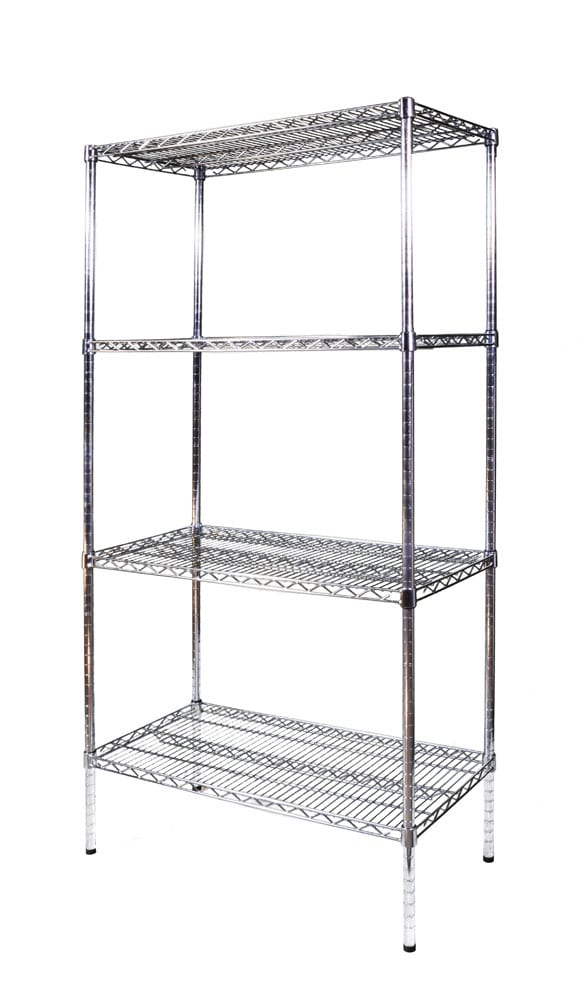 Light Duty Wire Shelving - 900mm-0