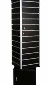 Slat Wall Tower Display Unit-0