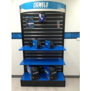 Custom Gondola Shelving - Ask For a Price-0