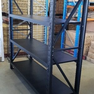 Light Duty Garage Shelving-0