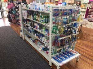 shelving systems for pharmacy