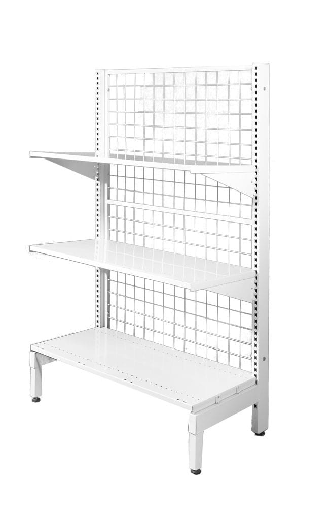 shelving for markets