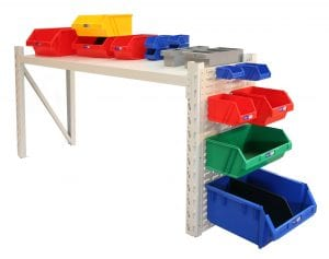 stor pak bins for garage organisation