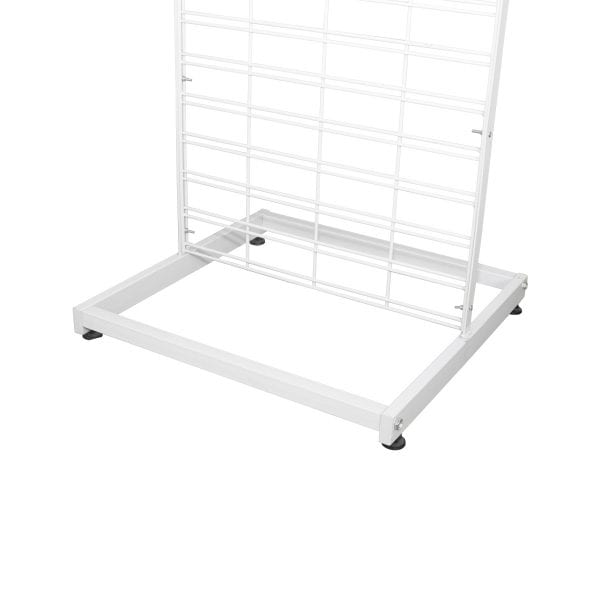 grid mesh display stand for retail