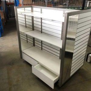 merchandising rack used