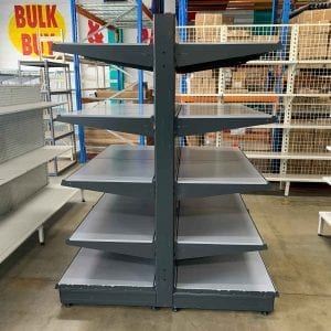 second hand shelving for sale