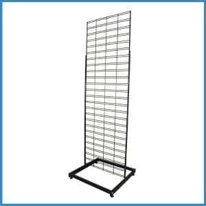 Grid Mesh Panels & Stands